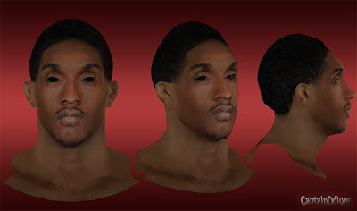 NBA 2K13 Louis Williams Cyberface Mod