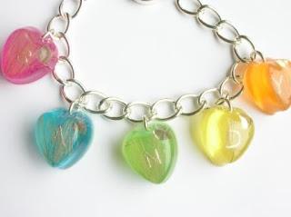 pet keepsake bracelet