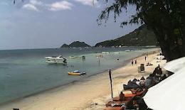 Top Cam: Sairee Beach