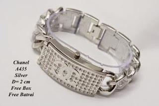 jam tangan chanel