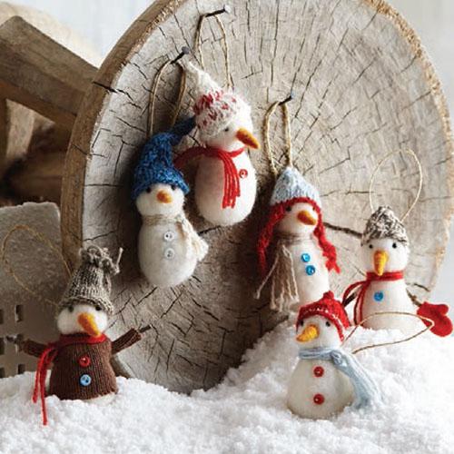 Unique Felt Ornament - Felt Christmas Ornaments | modern design by ...