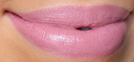 MAC Angel Lipstick Swatch