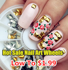 Hot Sale Nail Wheel