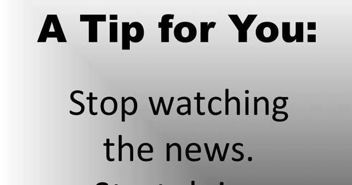 Takitizy Robin Sharma Quotes Stop Watching The News