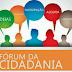 O FÓRUM DA CIDADANIA DE MACAJUBA convida você para mais um encontro de formação de conselheiros e conselheiras municipais.