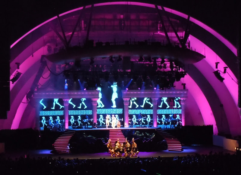 Kylie Minogue Hollywood Bowl 2011