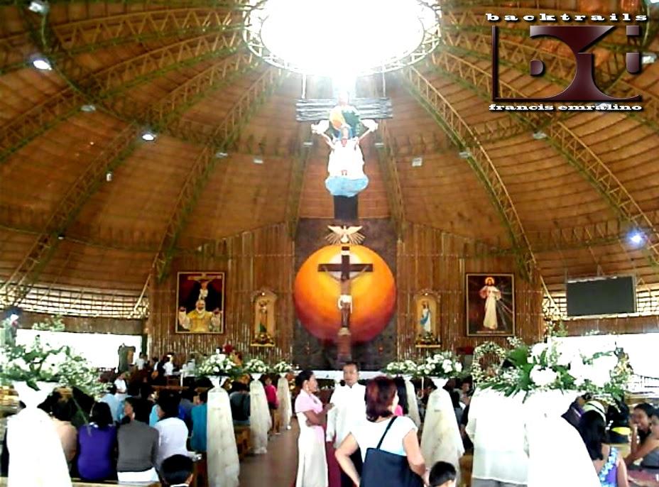 how to go to padre pio church batangas