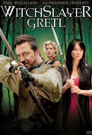 Gretel y el cazador De Brujas DVDRip Latino