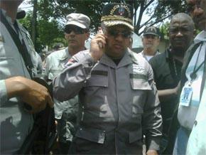 El general Suardí ordena el arresto de Julio Romero