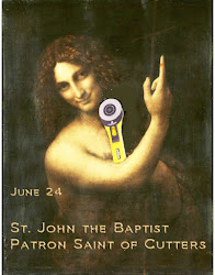 June 24th is St. John the Baptist's Feast Day