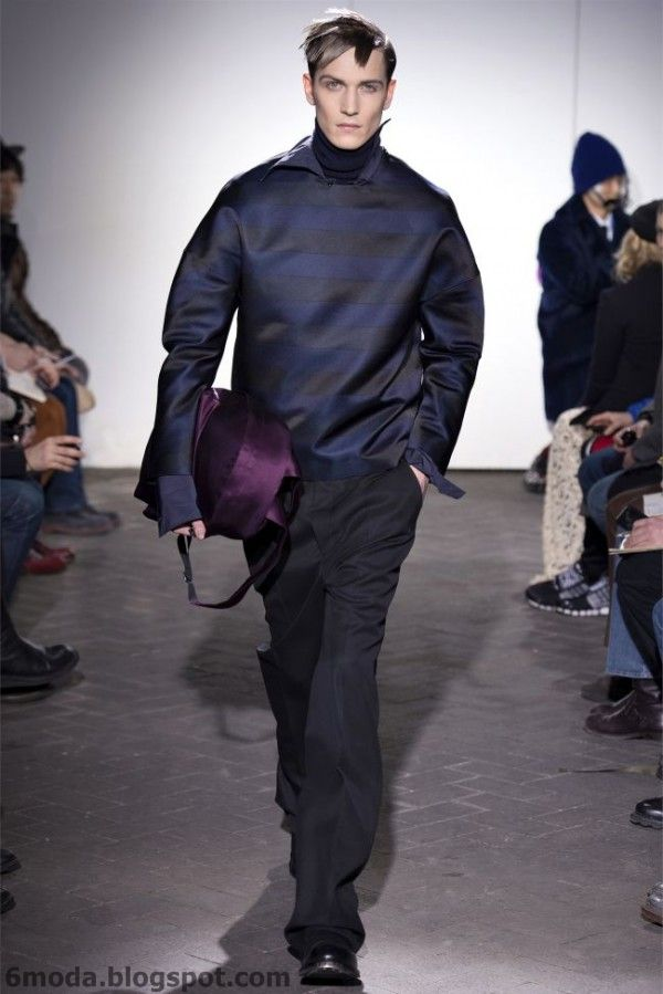 Raf Simons for autumn-winter 2013-2014 menswear - Fashion Week in