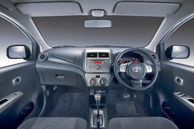Mobil Daihatsu Ayla dan Spesifikasi