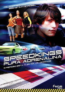 Speedkings: Pura Adrenalina – AVI Dual Áudio