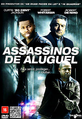 Assassinos de Aluguel - BDRip Dual Áudio