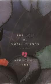 Joanne Clancy: R (#AtoZchallenge) The God of Small Things, by Arundhati Roy