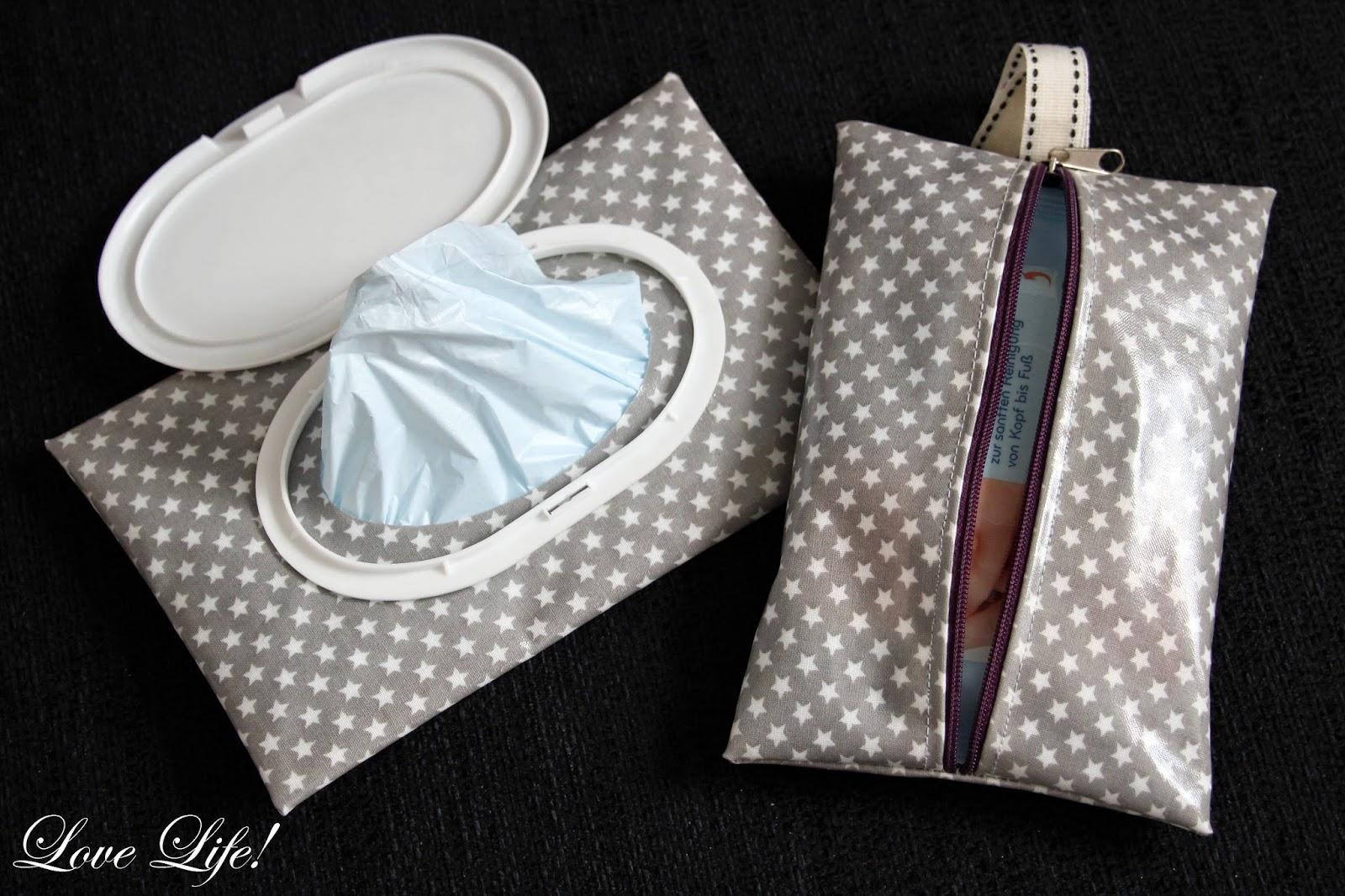 love life baby sets feuchttuch tasche und. Black Bedroom Furniture Sets. Home Design Ideas