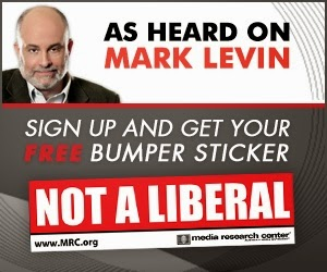 Get a free bumper sticker from a classic right wing asshole