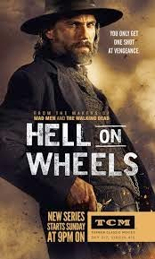 Assistir Hell On Wheels 4 Temporada Dublado e Legendado