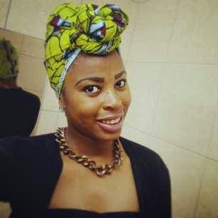 STREET STYLE | FELICIA MUTONGA, vakwetu fashion blog, head wrap