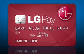 تفاصيل الحصول على بطاقة ائتمان ال جي lgpay