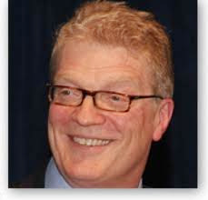 Sir Ken Robinson is changing elementary education.