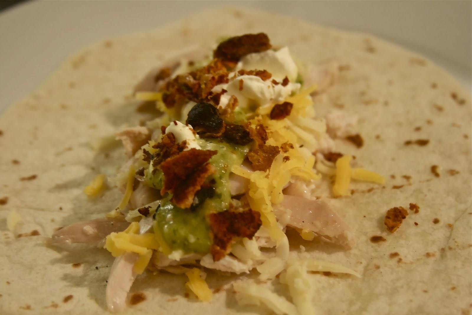 Crispy Chicken Skin Tacos With Habanero Salsa Recipes — Dishmaps