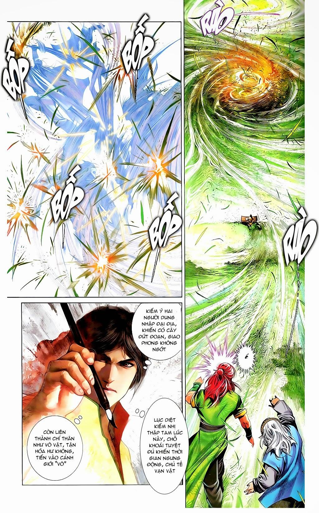 Phong Vân Chap 665 - Trang 22