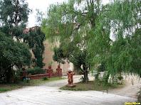 Part dels jardins de la Casa del Dr. Pla. Autor: Carlos Albacete