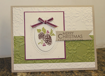 Just Julie Bs Stampin Space December 2011