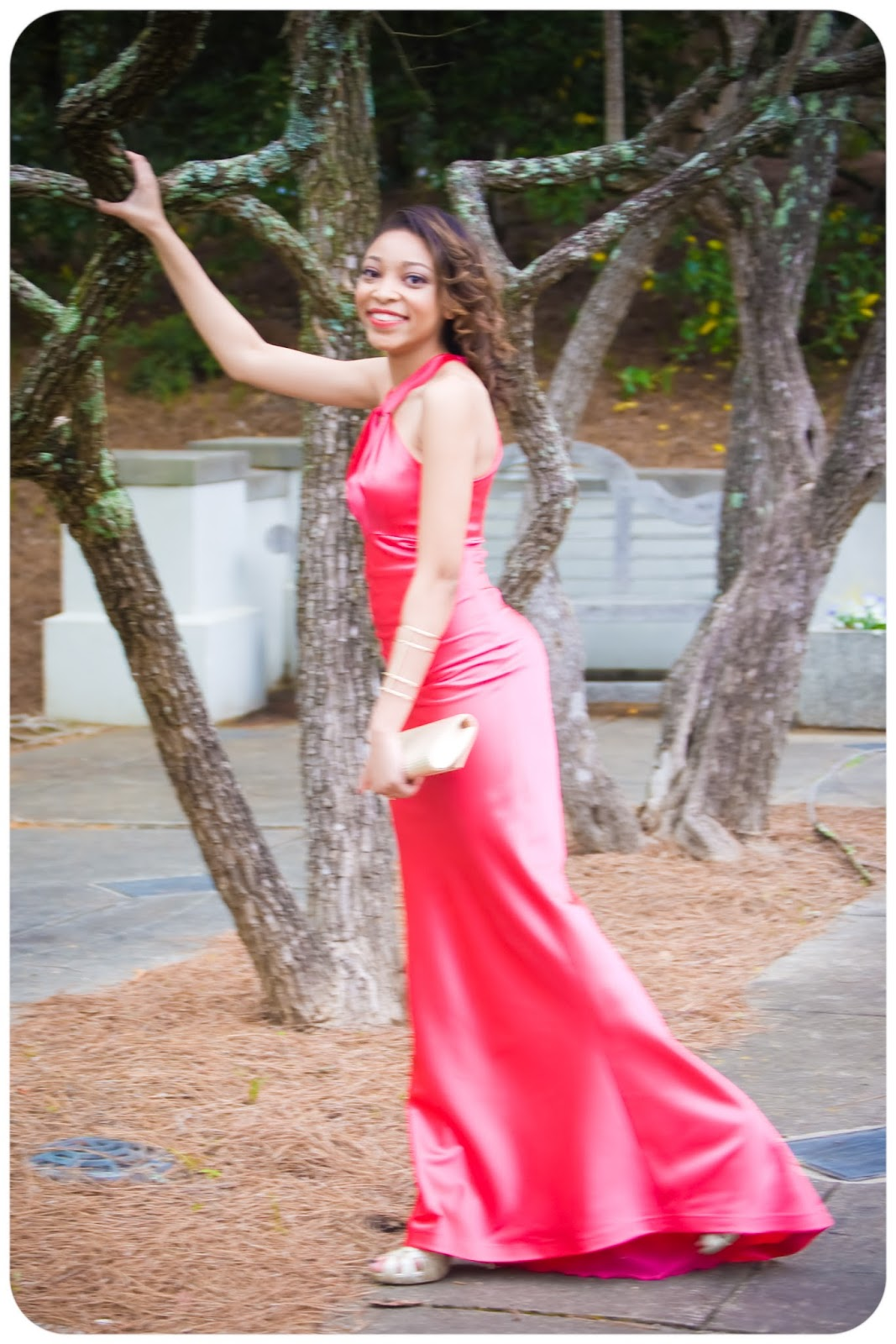 Butterick 5182 Prom Dress - Erica B.'s DIY Style!