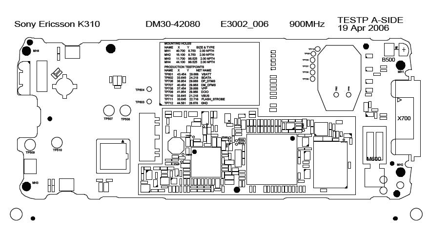 sony ericsson k310 schematic diagram - rnb game