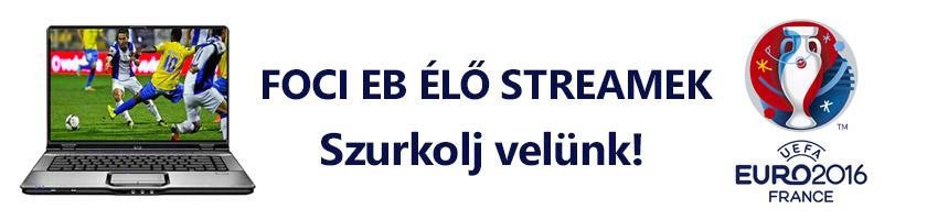 Foci Európa Bajnokság Közvetítés