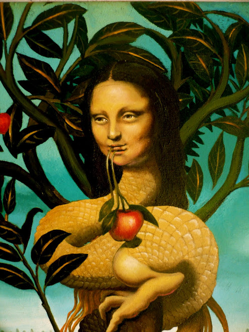 La Gioconda en el árbol de la vida