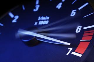 velocidade de carregamento do blog