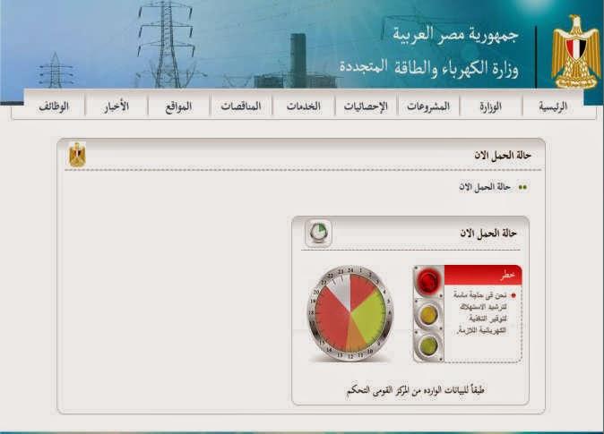 انفراجة فى أزمة الكهرباء ومؤشر الأحمال «أخضر»