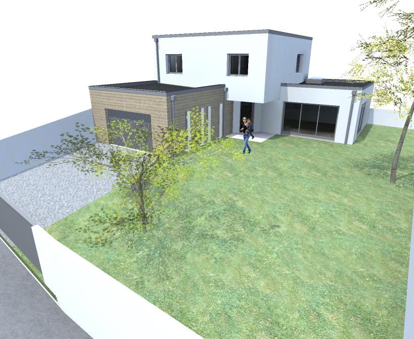 la maison bois l 39 architecte maison bois pour votre maison. Black Bedroom Furniture Sets. Home Design Ideas