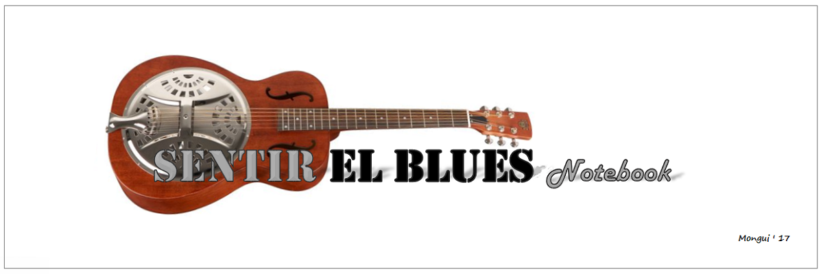 SENTIR EL BLUES /Notebook