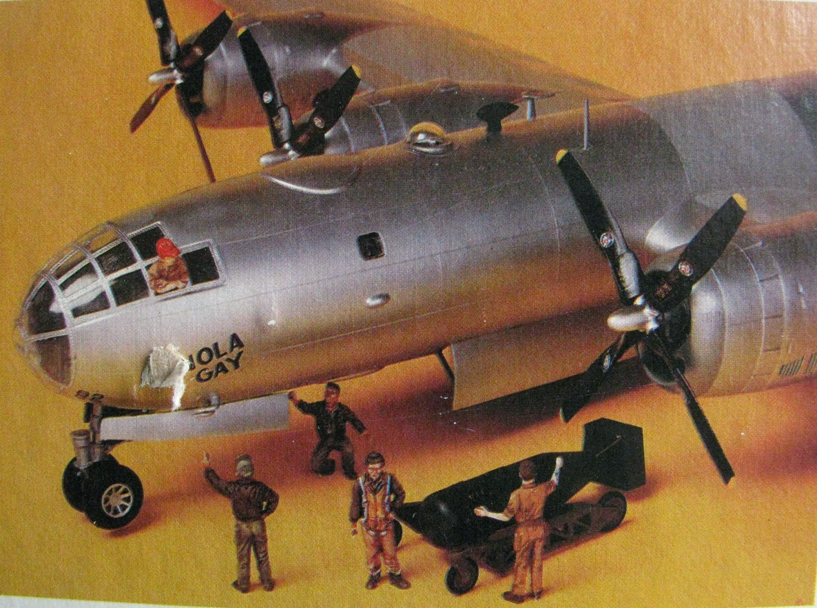 Antiques Texas City B 29 Superfortress 1 48 Scale