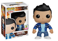 Funko Pop! Supernatural - French Mistake Castiel