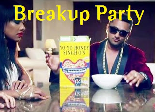 Honey Singh Ft Leo Breakup Party Lyrics