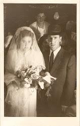 17.3.1948 פרידה מדינה וישראל קובו מתחתנים