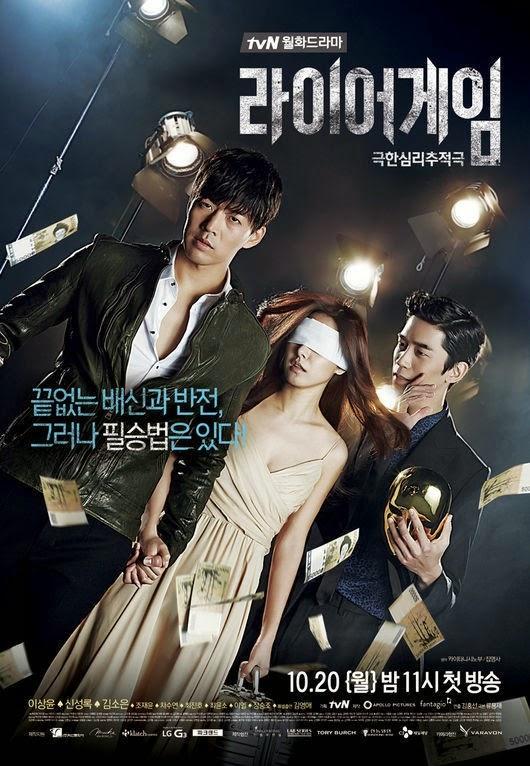 "Sinopsis Drama Korea ""Liar Game"""