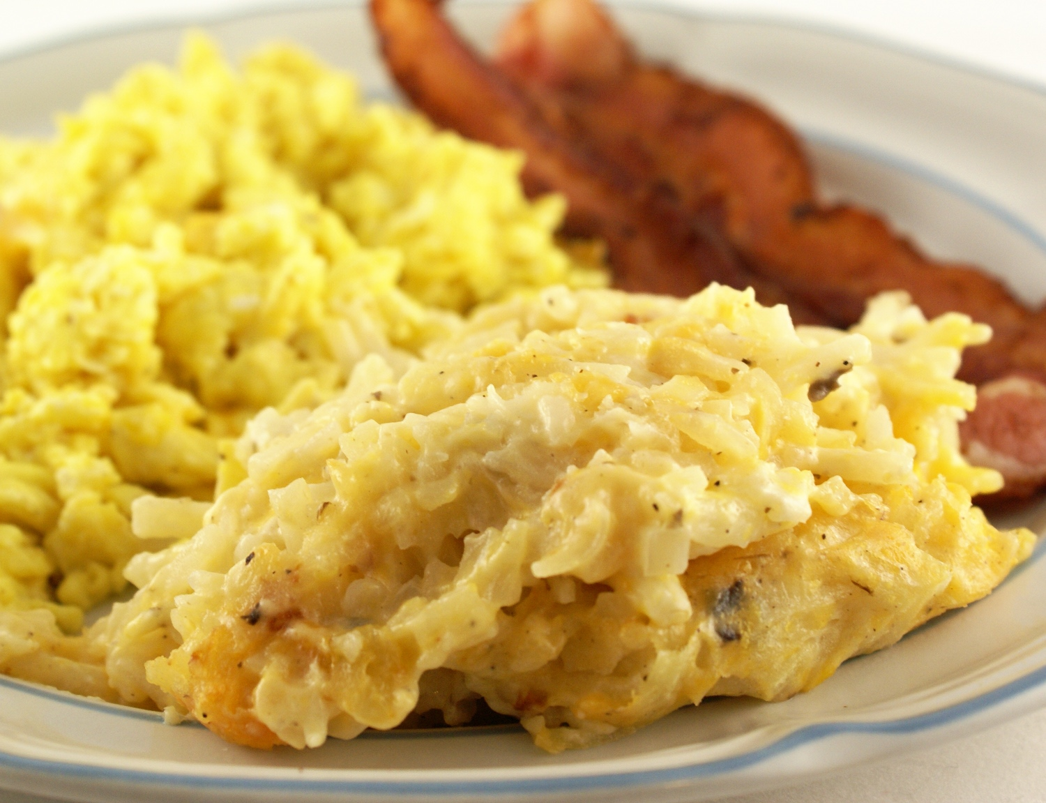 Cracker Barrel Copycat Recipes: Hash Browns