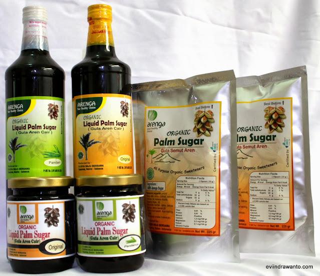 Kelebihan gula semut aren