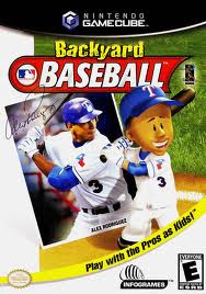 Free Backyard Baseball Welcome