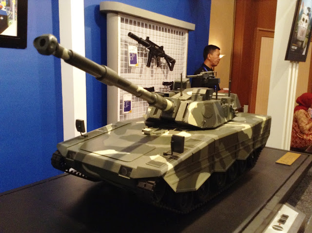 Indonesia – Turki Bahas Kemajuan Joint Project Medium Tank