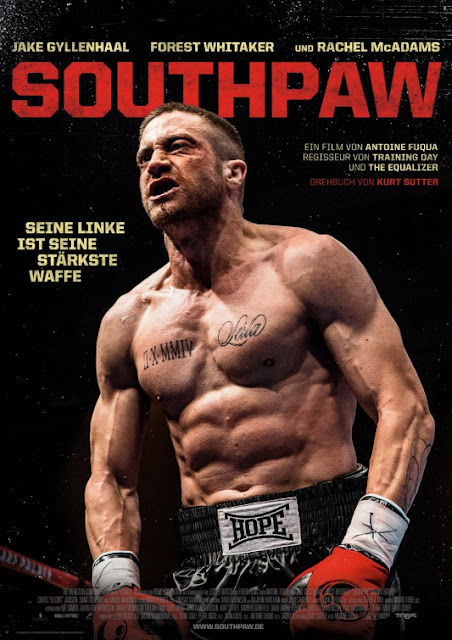 Southpaw 2015 Web-Dl 720p 850MB Subtitle Indonesia