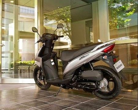 Perbandingan Suzuki Address dan Nex