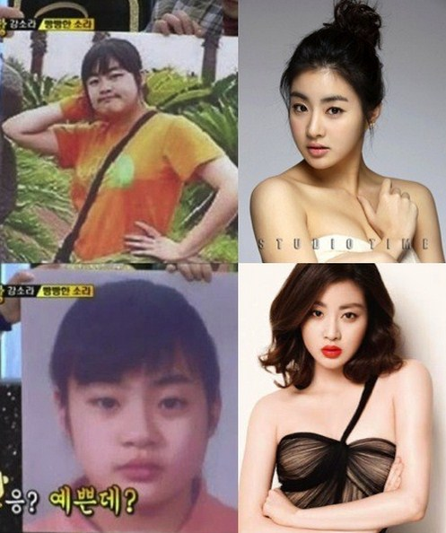"[FOTO] Artis ""Legend of Diet"" Asal Korea Selatan - Wow ..."