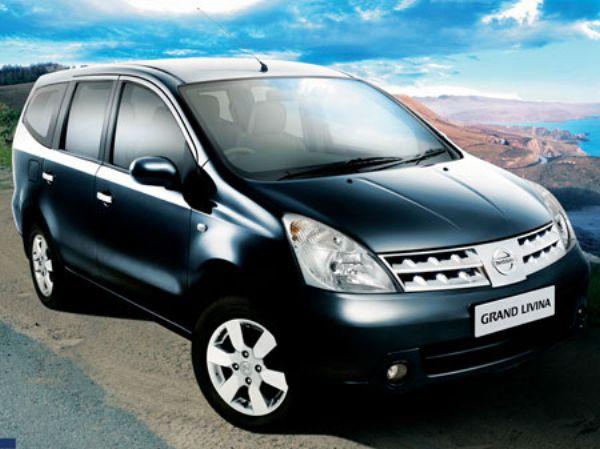 New Nissan Grand Livina